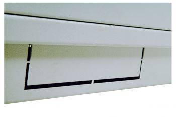 Шкаф комутационный ЦМО ШТК-М-27.6.10-1ААА 27U 600x1020мм пер.дв.стекл задн.дв.перфор. 2 бок.пан. 400кг серый
