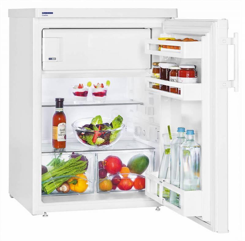 Холодильник Liebherr T 1714 белый - фото 1