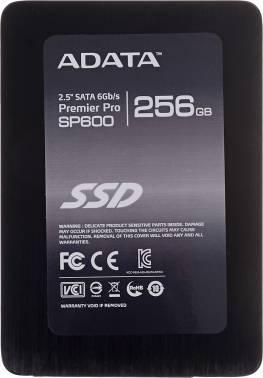 Накопитель SSD 256Gb A-Data Premier Pro SP600 ASP600S3-256GM-C SATA III