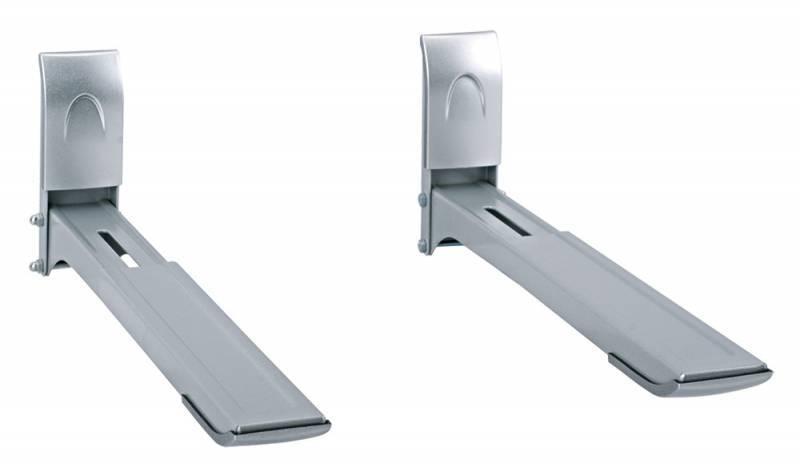 Кронштейн для СВЧ Kromax Micro-2 серый - фото 1