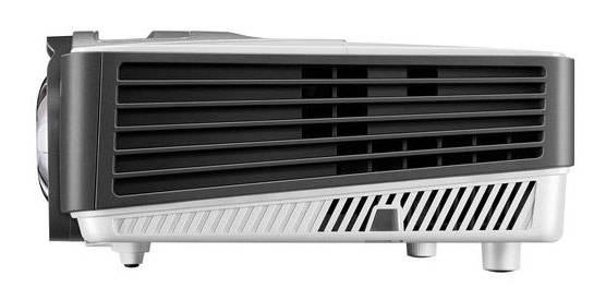 Проектор Benq MX806ST бело-серый - фото 4