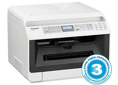 МФУ Panasonic KX-MB2110RUW белый/черный - фото 2