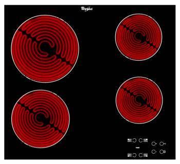 Варочная поверхность Whirlpool AKT 8090/NE черный