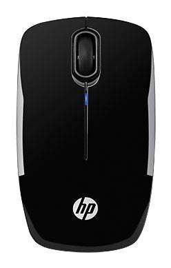 Мышь HP z3200 черный - фото 1