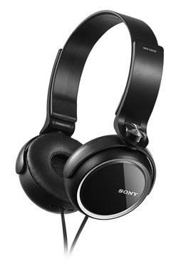 Наушники Sony MDR-XB250 черный (MDRXB250B.E)