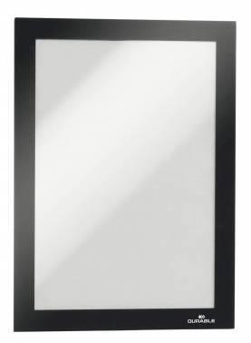 Магнитная рамка Durable Duraframe 4881-01 A5 черный