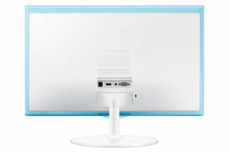 """Монитор 21.5"""" Samsung S22D391Q белый - фото 2"""