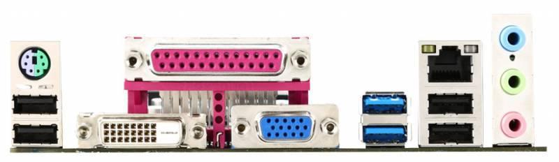 Материнская плата Soc-1150 MSI B85M-P33 v2 mATX - фото 2