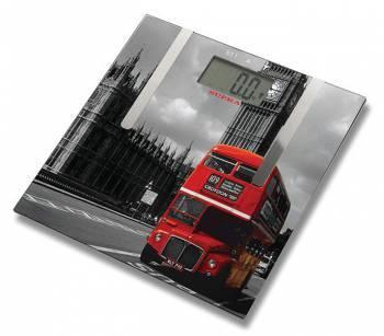 Весы напольные электронные Supra BSS-6900L серый / рисунок