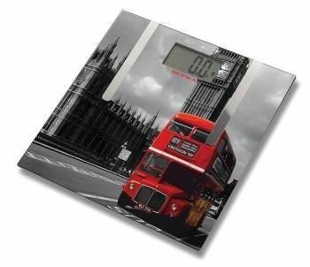 Весы напольные электронные Supra BSS-6900P рисунок