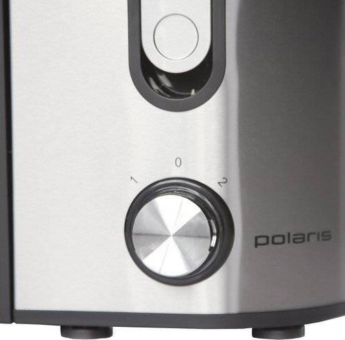 Соковыжималка центробежная Polaris PEA 1122AL черный/серебристый - фото 4