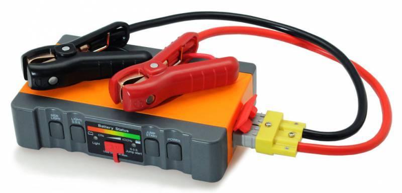 Пуско-зарядное устройство Berkut SMART POWER SP-2600 - фото 1