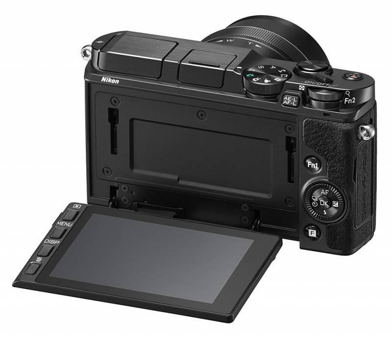 Фотоаппарат Nikon 1 V3 kit черный - фото 3
