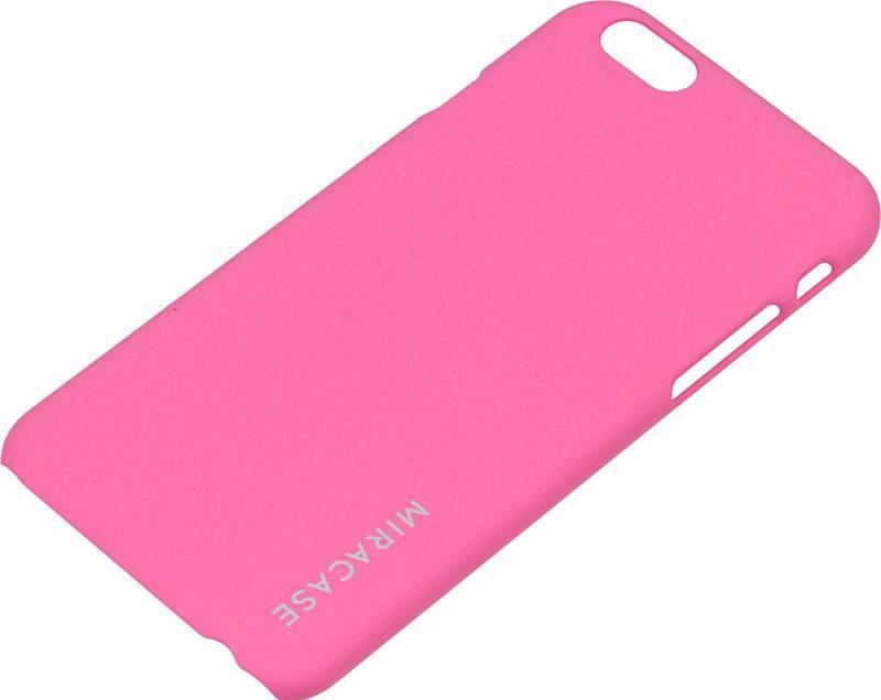 Чехол (клип-кейс) Miracase Quicksand розовый - фото 1