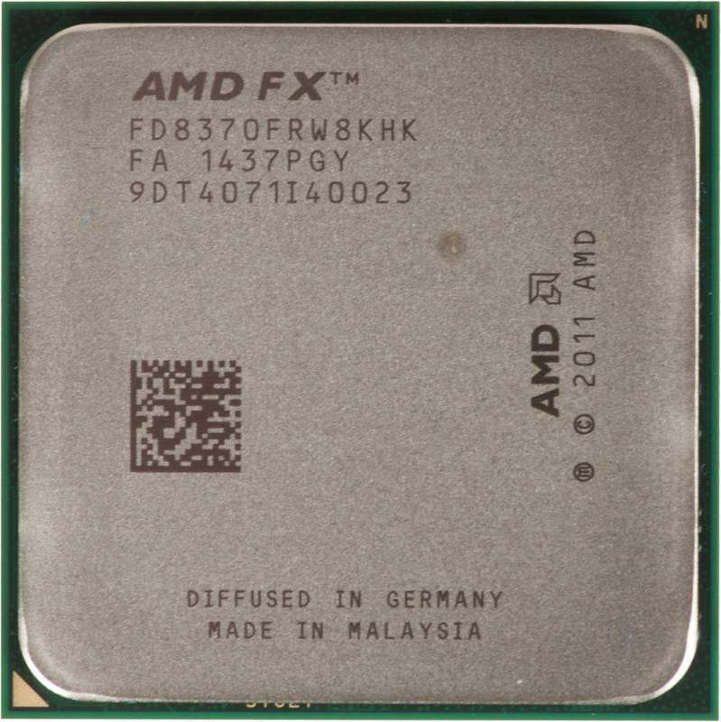 Процессор Socket-AM3+ AMD FX 8370 Box - фото 1