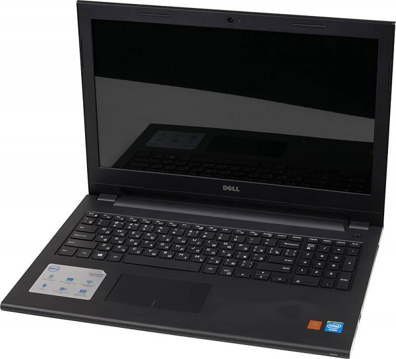 """Ноутбук 15.6"""" Dell Inspiron 3542 черный - фото 1"""