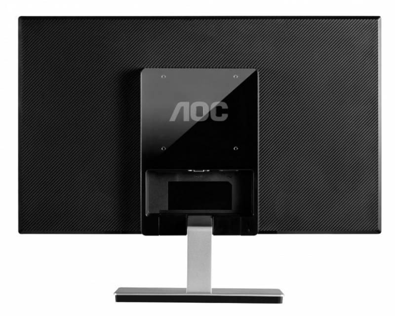 """Монитор 21.5"""" AOC i2276Vwm(/01) черный - фото 2"""