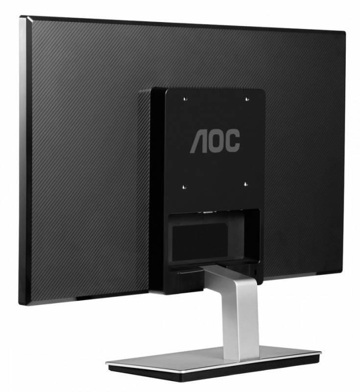 """Монитор 21.5"""" AOC i2276Vwm(/01) черный - фото 3"""