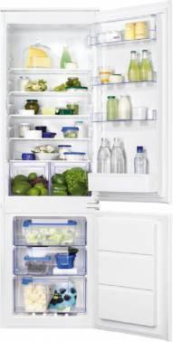 Холодильник Zanussi ZBB928651S белый