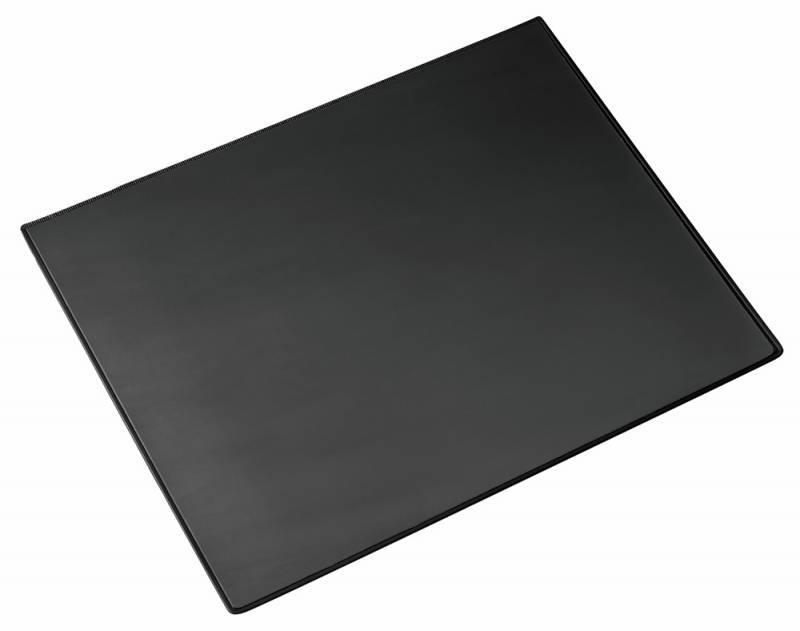 Настольное покрытие Alco 5533-11 50х65см с прозрачным верхним листом черный - фото 1