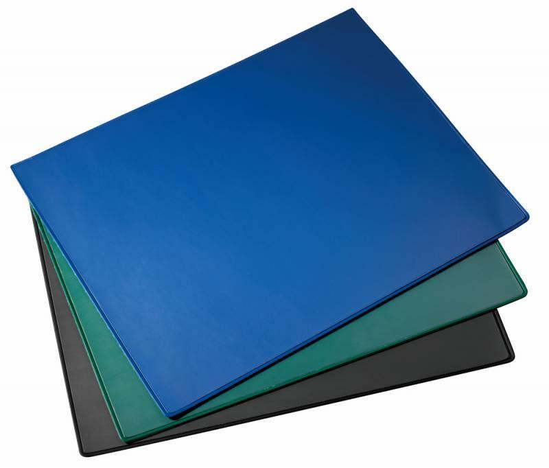 Настольное покрытие Alco 5533-11 50х65см с прозрачным верхним листом черный - фото 2