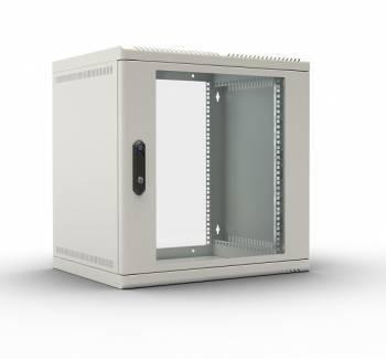 Шкаф настенный ЦМО ШРН-15.480 15U серый