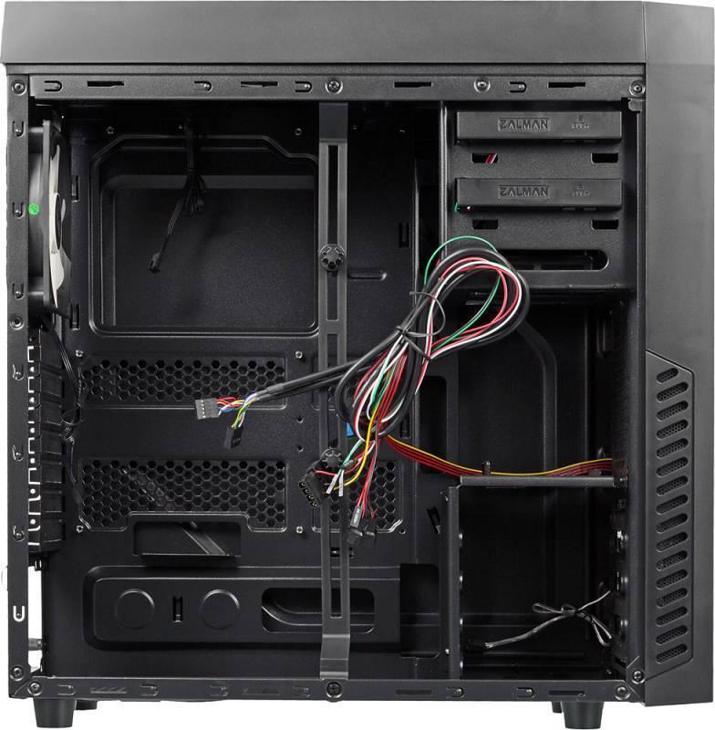 Корпус ATX Zalman R1 черный - фото 5