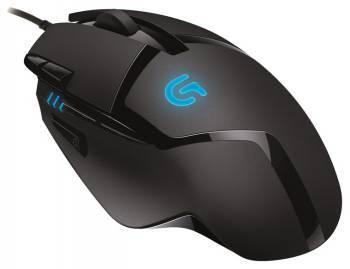 Мышь Logitech G402 черный