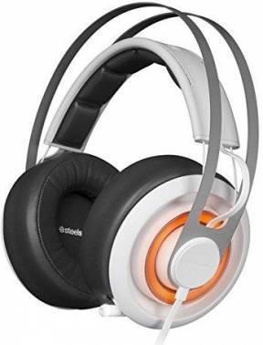 Наушники с микрофоном Steelseries Siberia Elite Prism 51190 белый