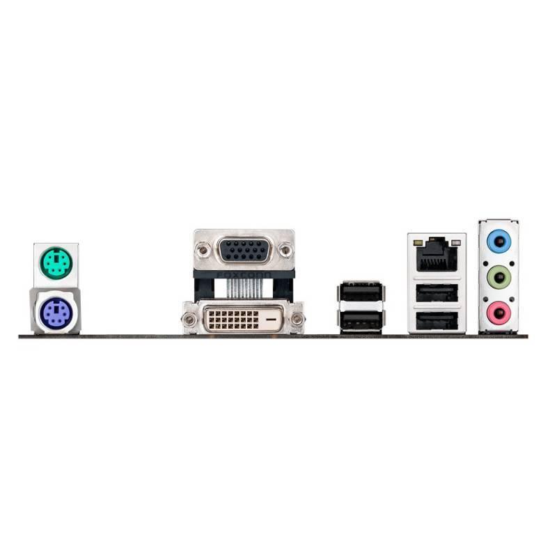 Материнская плата Asus A58M-K Soc-FM2+ mATX - фото 3