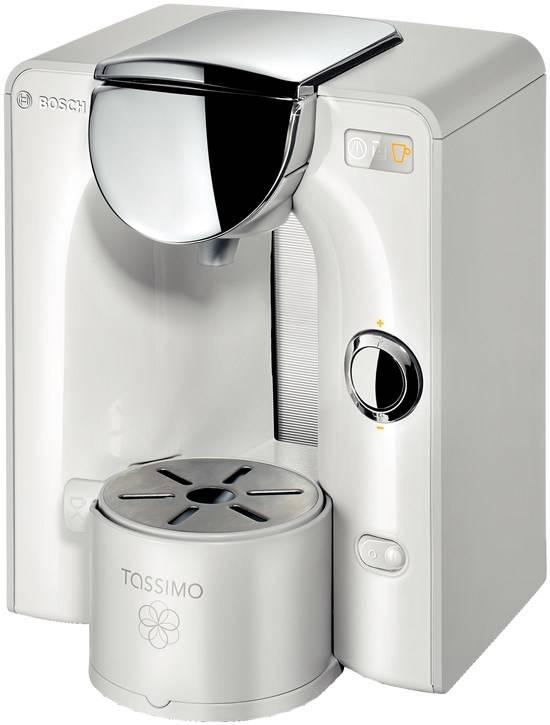 Кофемашина Bosch Tassimo TAS5544EE белый - фото 1