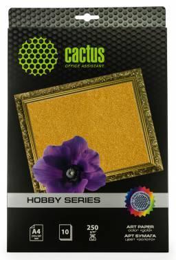 Фотобумага Cactus CS-DA425010G A4 250г/м2 10л.