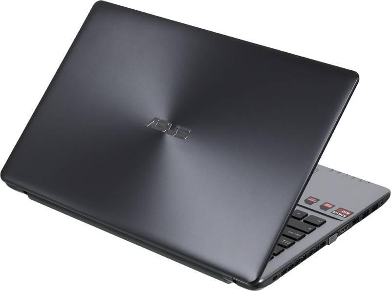 "Ноутбук 15.6"" Asus X550ZE-XO052H темно-серый - фото 3"