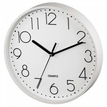 Настенные часы Hama PG-220 белый (00123166)