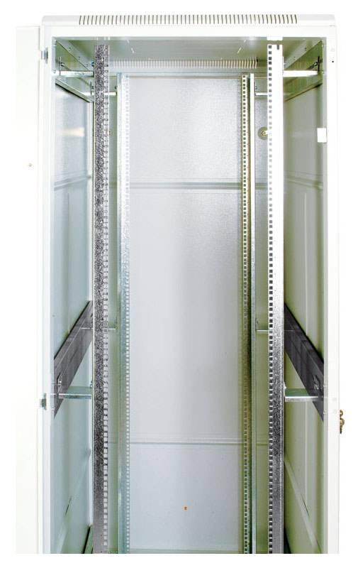 Шкаф комутационный ЦМО ШТК-М-47.8.10-3ААА 47U 800x1000мм пер.дв.стал.лист задн.дв.стал.лист 2 бок.пан. 600кг белый - фото 5