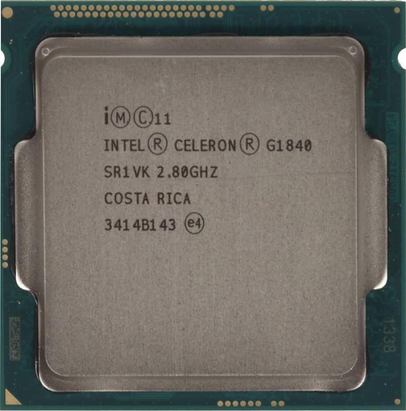 Процессор Socket-1150 Intel Celeron Dual-Core G1840 OEM - фото 1