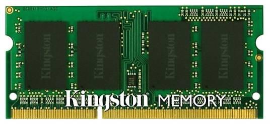 Модуль памяти SO-DIMM DDR3L 2Gb Kingston KVR16LS11S6/2 - фото 1