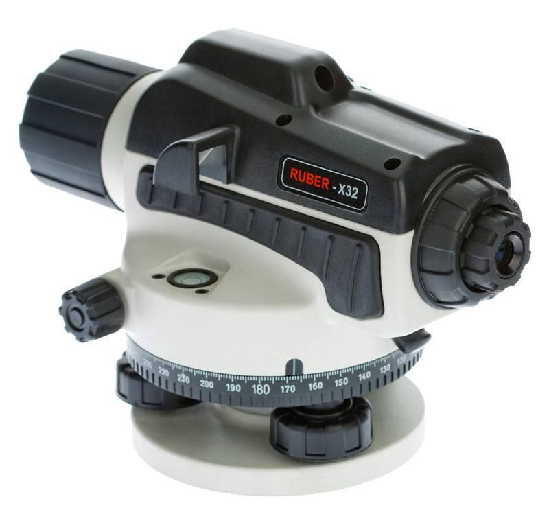 Нивелир оптический Ada Ruber 32 (А00121) - фото 2