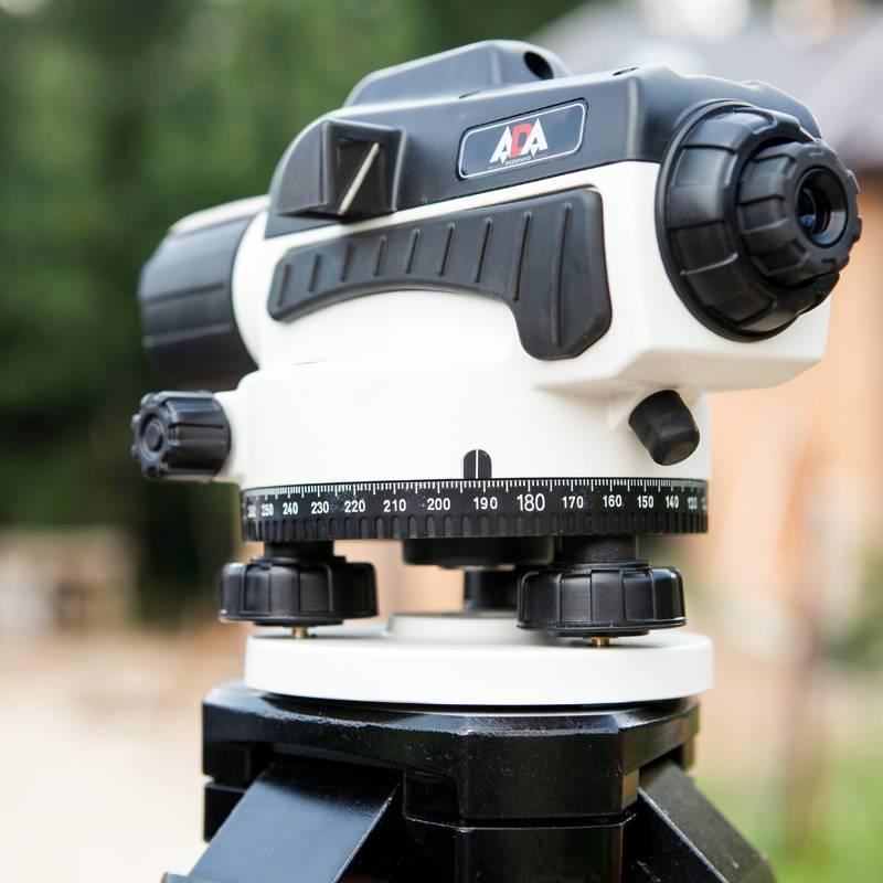 Нивелир оптический Ada Ruber 32 (А00121) - фото 3