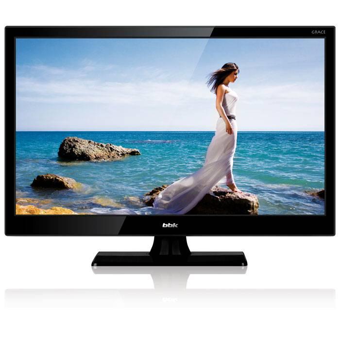 "Телевизор LED 22"" BBK 22LEM-1009/FT2C черный - фото 1"