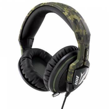 Наушники с микрофоном Asus Echelon Forest черный / зеленый