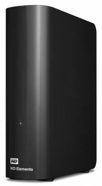 Внешний жесткий диск 2Tb WD Elements Desktop WDBWLG0020HBK-EESN черный USB 3.0
