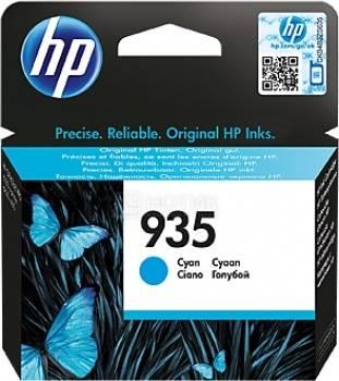 Картридж струйный HP 935 C2P20AE голубой - фото 1