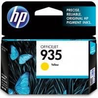 Картридж струйный HP 935 C2P22AE желтый - фото 1