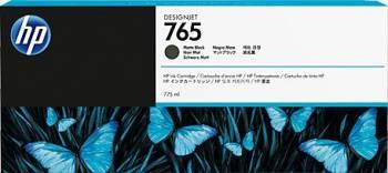 Картридж HP 765 черный матовый (F9J55A)