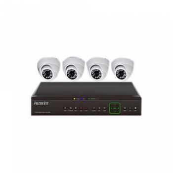 Комплект видеонаблюдения Falcon Eye FE-104D-KIT Дом