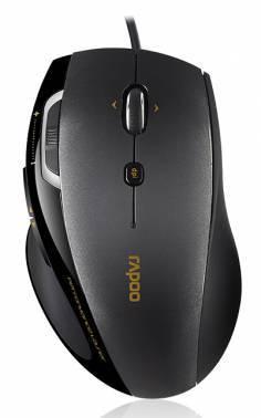 Мышь Rapoo 6200 черный