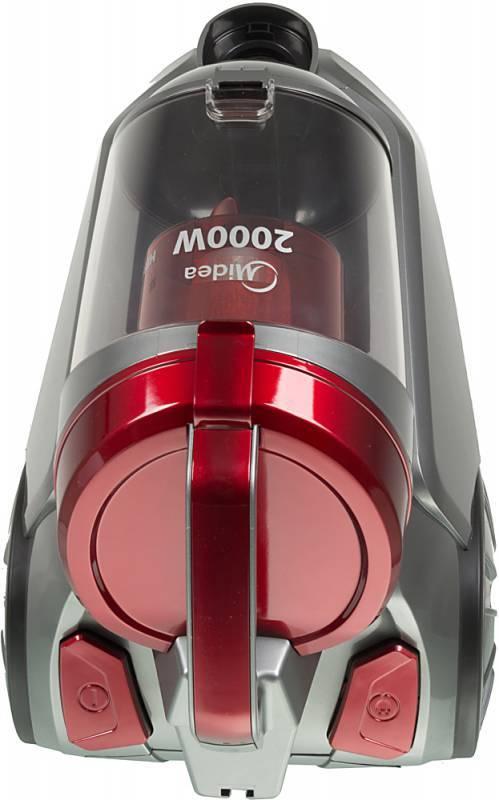 Пылесос Midea VCS43C1 красный - фото 3