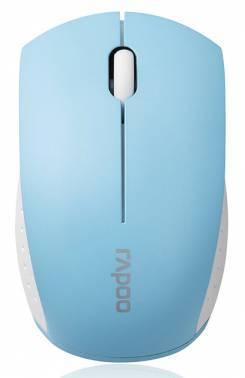 Мышь Rapoo Mini 3360 синий