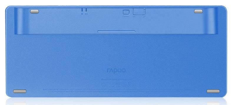 Клавиатура Rapoo E6350 синий - фото 2
